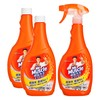 威猛先生 - 廚房超強效清潔劑優惠裝(1噴槍 + 2補充裝) - 500GX3
