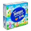 TEMPO - 兒童版迷你紙手巾-士多啤梨味 - 12'S