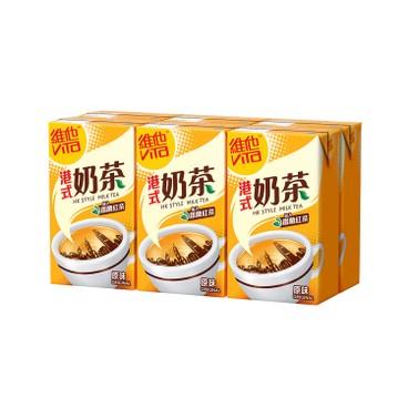 VITA - HONG KONG STYLE MILK TEA - 250MLX6