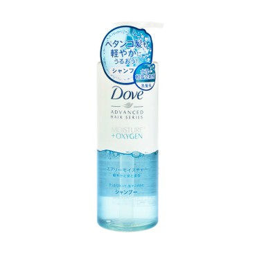 DOVE - Japan Airy Moisture Shampoo - 480G