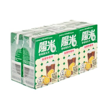 HI-C - Ceylon Lemon Tea - 250MLX6