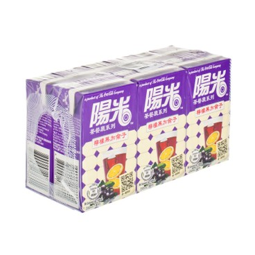 HI-C - Lemon Blackcurrant Drink - 250MLX6
