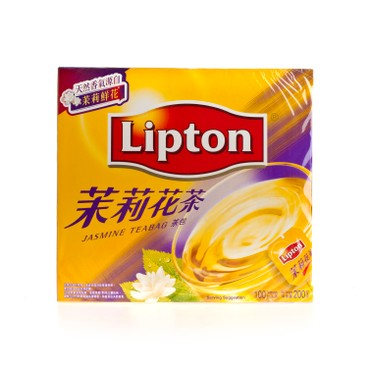 LIPTON - Asian Tea Jasmine Teabag - 2GX100