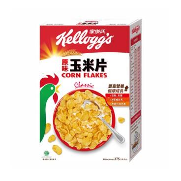 KELLOGG'S - Classic Corn Flakes - 340G