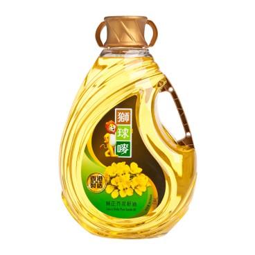 獅球嘜 - 芥花籽油 - 5L