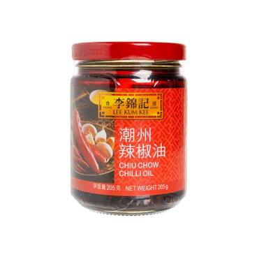 李錦記 - 潮州辣椒油 - 205G