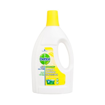 DETTOL - Laundry Sanitiser fresh Lemon - 1.2L