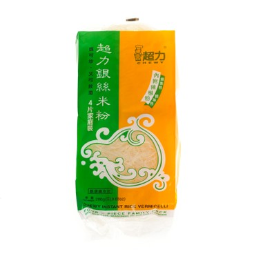 CHEWY - INSTANT RICE VERMICELLI (FAMILY PACK) - 280G