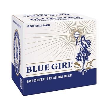 藍妹 - 啤酒 (大樽裝) - 640ML