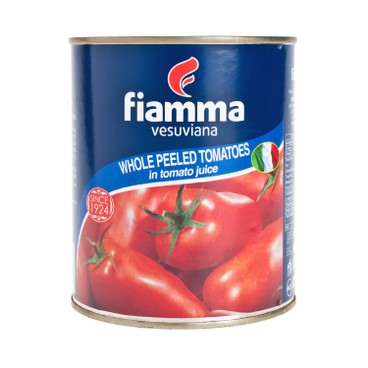 FIAMMA - 無皮番茄 - 800G