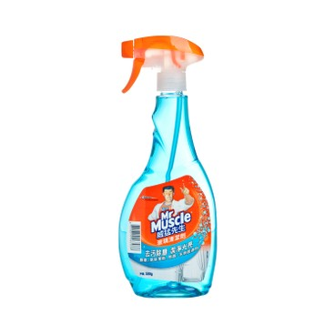 MR MUSCLE - Glass Cleaner Trigger - 500G
