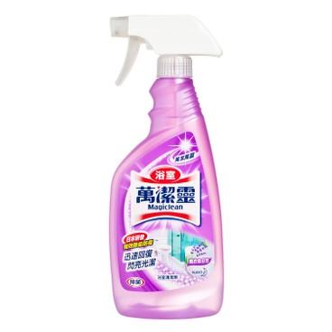 花王 萬潔靈 - 浴室清潔劑-薰衣草芬芳 - 500ML
