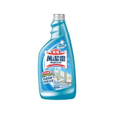 花王 萬潔靈 - 玻璃清潔劑(補充裝) - 500ML