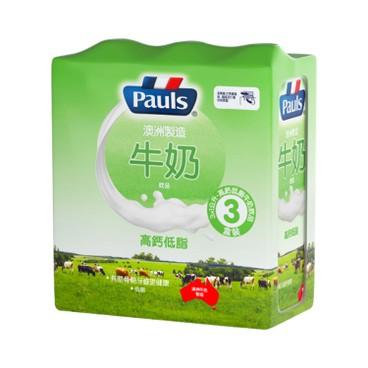 PAULS - Uht Hi calcium Low Fat Milk - 1LX3