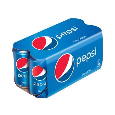 PEPSI - Pepsi Cola - 330MLX8