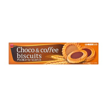 BOURBON - Choco Coffee Biscuit - 108G