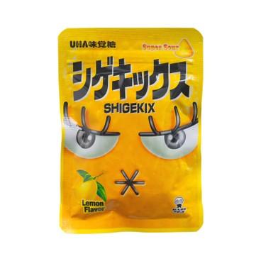 UHA - 超酸糖-檸檬 - 25G