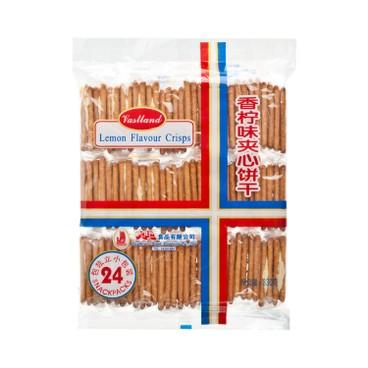 大地牌 - 夾心餅乾-香檸味 - 330G