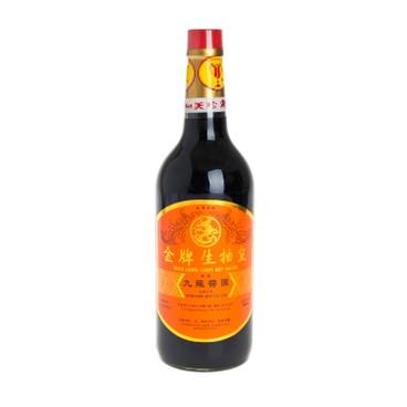 九龍醬園 - 金牌生抽皇 - 500ML