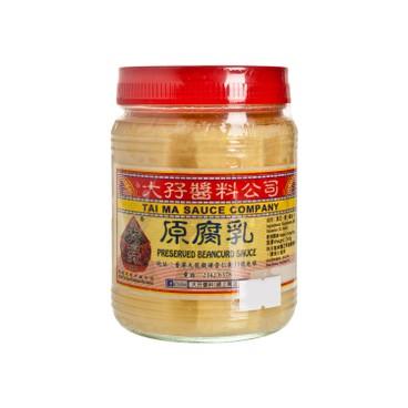 TAI MA - Wet Bean Curd - 340G