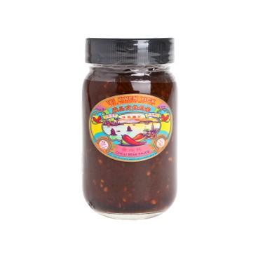 YU KWEN YICK - Chili Bean Sauce - 255G