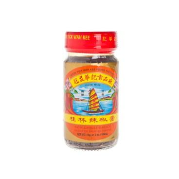 冠益華記醬油 - 桂林辣椒醬 - 114G