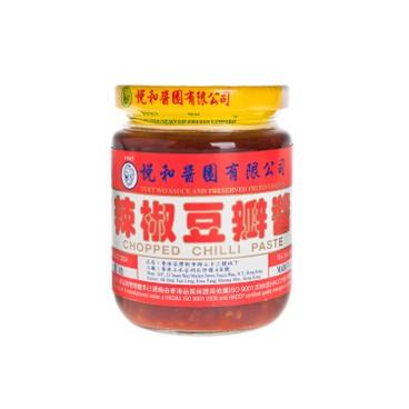 YUET WO - Chili Bean Sauce toban Djan - 210ML