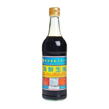 悅和醬園 - 海鮮生抽 - 500ML