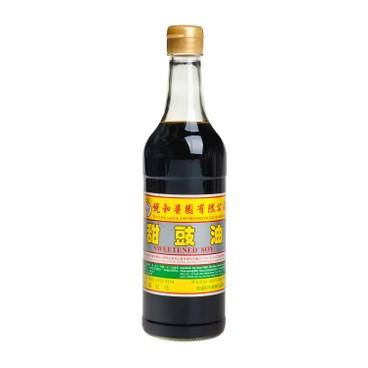 悅和醬園 - 甜豉油 - 500ML