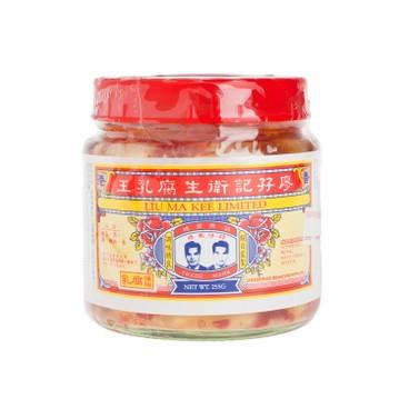 廖孖記 - 辣椒腐乳 - 255G