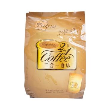 捷榮 - 二合一咖啡 (袋裝) - 25GX15