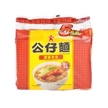 公仔 - 公仔麵-原味冬菜 - 103GX5