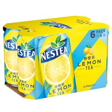 NESTEA 雀巢茶品 - 檸檬茶 - 315MLX6