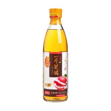 一斤果醋 - 無糖蘋果醋 - 600ML