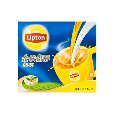 LIPTON - Milk Tea Gold - 16.5GX20