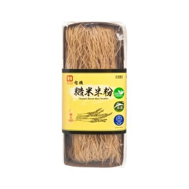 源順食品 - 有機米粉-糙米 - 200G