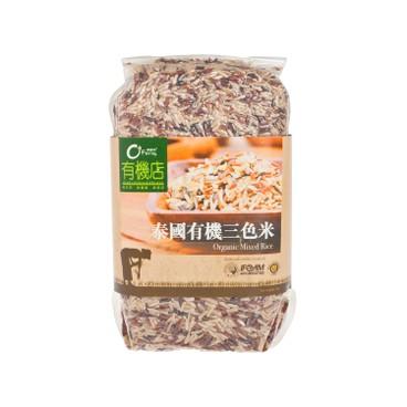 O'FARM - Organic Mixed Rice - 1KG