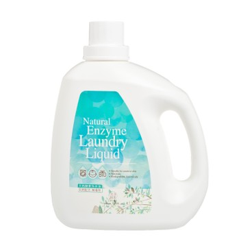 清淨酵素 - 天然酵素洗衣液 - 1.8L