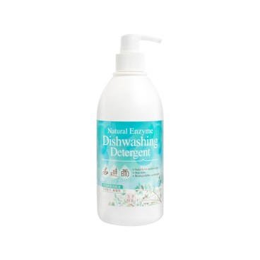 NATURAL ENZYME - Natural Enzyme Dishwashing Detergent - 500ML