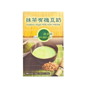 點點綠 - 有機豆奶-抹茶 - 20GX5