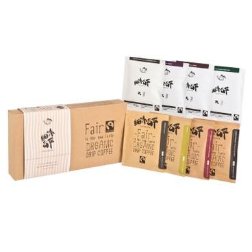 FAIR TASTE - Fair Trade Organic One Cup Filter Coffee - 10GX8