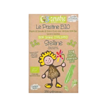 阿布素牌 - 有機兒童蔬菜星形粉 - 250G