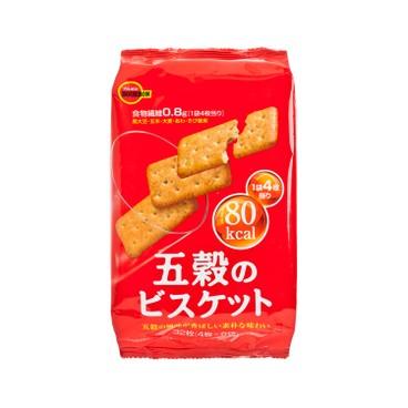 BOURBON 百邦 - 五穀麥餅 - 133G