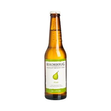 REKORDERLIG - Cider premium Pear - 330ML