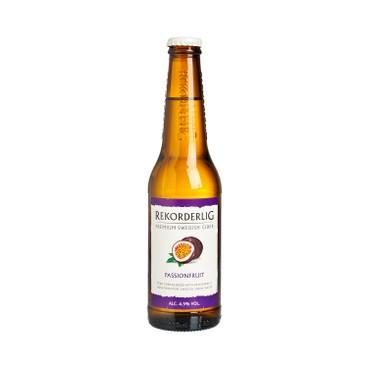 REKORDERLIG - Cider premium Passion Fruit - 330ML