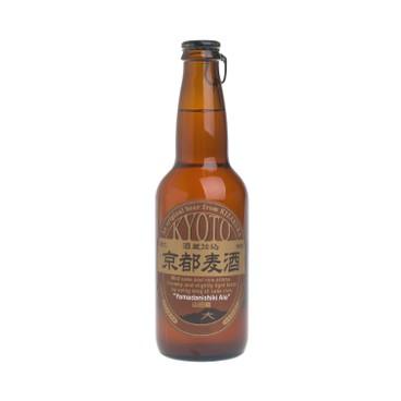 KIZAKURA - Kyoto Beer Yamadanishiki Ale - 330ML