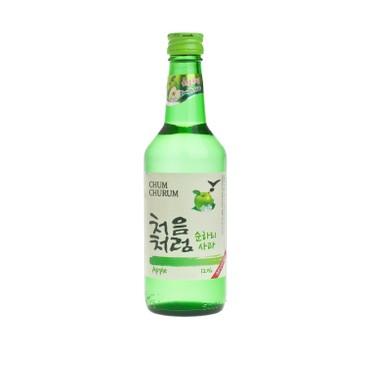初飲初樂 - 燒酒-蘋果味 - 360ML