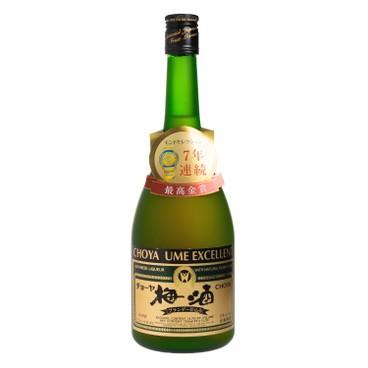 CHOYA 蝶矢 - 至尊梅酒 - 750ML