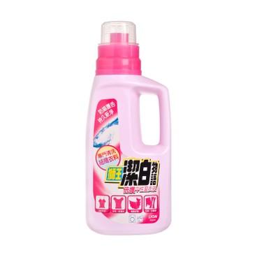 LION TOP - Fine Fabric Liquid Detergent - 1L