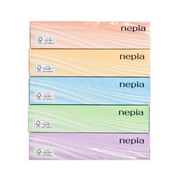 NEPIA - Eco Friendly Box Tissue - 5'S